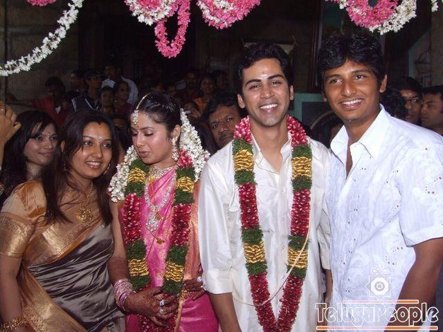Sangeetha Marriage Photos