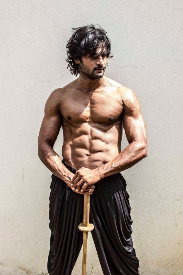 Sudheer Babu Six Pack Body Stills At Telugupeople Com