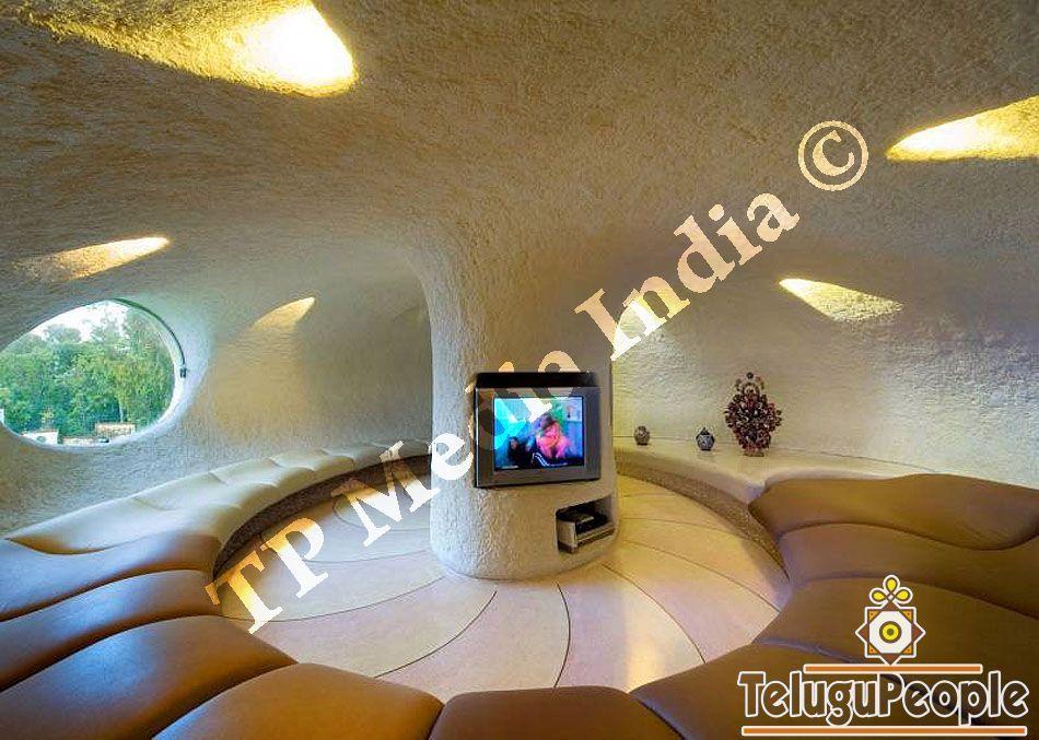 Sachin Tendulkar New Shell House Images At Telugupeople